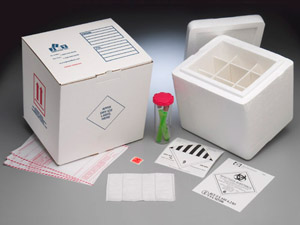 Specimen Transport Coolers Temperature Controlled Shippers